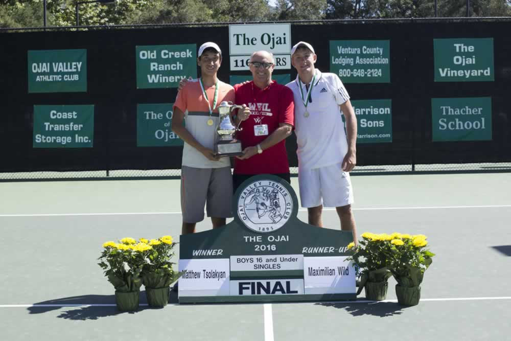 ojai singles Division: open: mw(op)sd,se notes:this webpage (see below) will have all draw information for all community college events at ojai men's & women's community college singles & doubles play will begin on thursday, april 26,2018, and california state community college men and women team championships will played on.